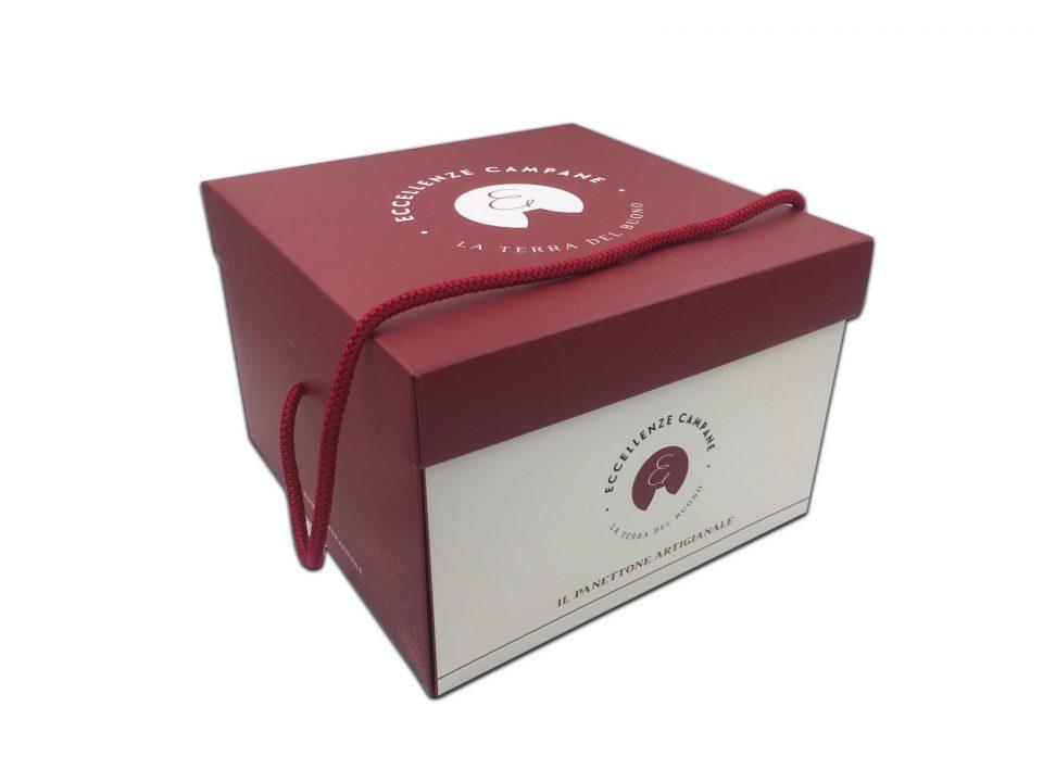 scatola per pandoro e panettone