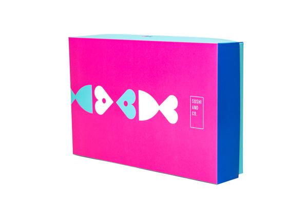 scatola sushi